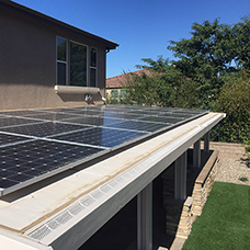 Solar Ready Patio Covers